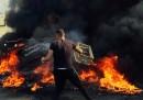 Una giornata di proteste e violenza al Cairo