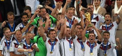 Germania campione del mondo