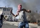 Gli scontri a Gerusalemme Est