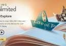Che cos'è Kindle Unlimited