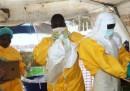 La più grande epidemia di ebola di sempre