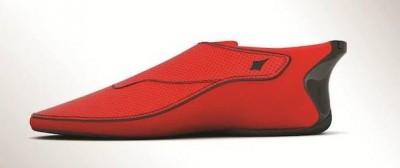 Le scarpe che ti indicano la strada