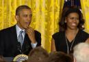Gli Obama e le torte al crack