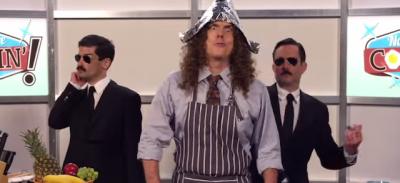 """Chi è """"Weird Al"""" Yankovic"""