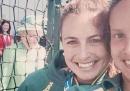 Un selfie con la regina dentro
