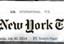 Come vanno gli affari del New York Times