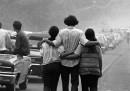 Woodstock visto da Baron Wolman