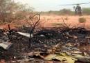 118 morti nell'incidente aereo in Mali
