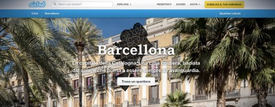 La Catalogna ha multato Airbnb