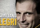 La presentazione di Allegri in streaming