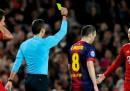 La UEFA ha cambiato le regole sui cartellini gialli