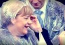 Merkel una di noi
