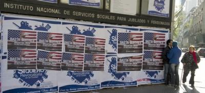 L'Argentina a poche ore dalla bancarotta