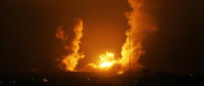 Israele ha attaccato la Striscia di Gaza