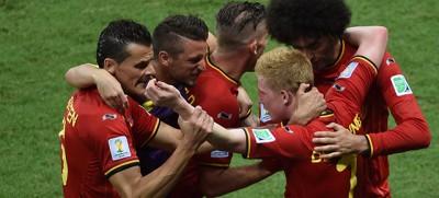I quarti di finale dei Mondiali