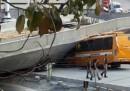 È crollato un cavalcavia a Belo Horizonte