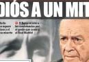 Le prime pagine spagnole su Alfredo Di Stéfano