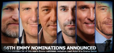 I candidati agli Emmy Awards 2014