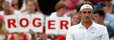 Roger Federer e noi