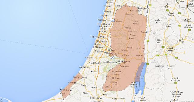 gaza-cisgiordania