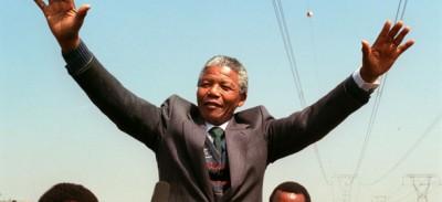 Nelson Mandela, che oggi avrebbe 96 anni