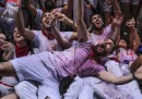 Le foto della Festa di San Firmino, a Pamplona