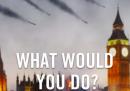 Il controverso tweet dell'esercito di Israele sul Parlamento britannico bombardato