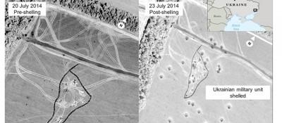Le foto degli attacchi russi in Ucraina