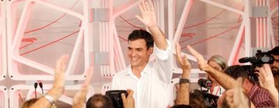 Il nuovo capo dei socialisti spagnoli