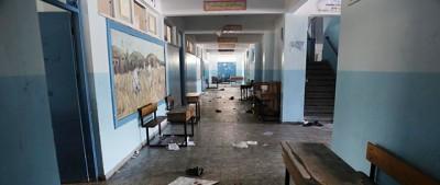 L'attacco alla scuola ONU a Gaza