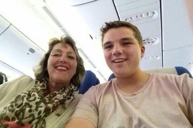 selfie-MH17