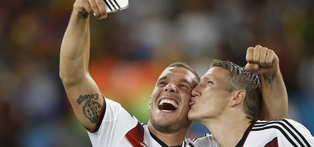 Le foto più belle dei Mondiali - Il Post