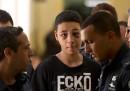 Il ragazzo palestinese picchiato a Gerusalemme