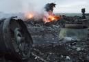 Un aereo di linea abbattuto in Ucraina