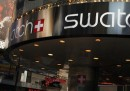 Gli annunciati smartwatch di Apple, visti da Swatch