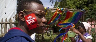 Le foto del Gay Pride in Uganda