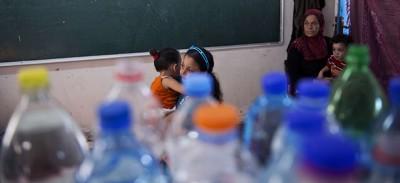 A Gaza manca l'acqua