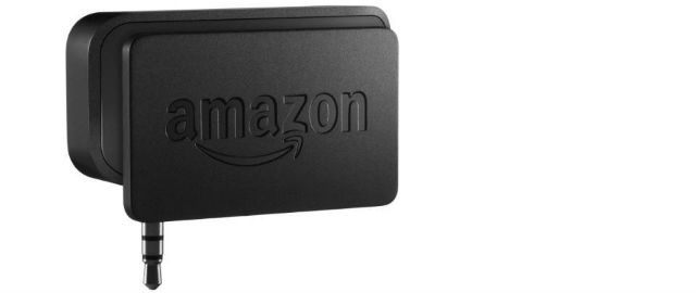 Il lettore di carte di credito di Amazon