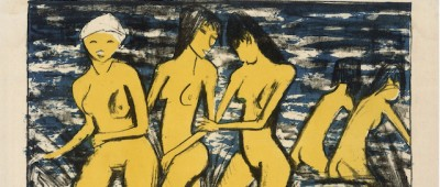 Bagni e arte a Berlino