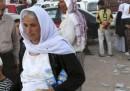 Che succede agli yazidi?