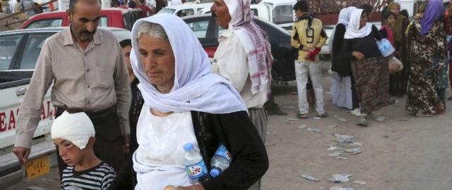 Che succedde agli Yazidi