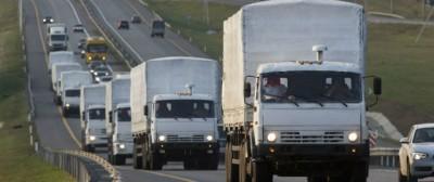 Il misterioso convoglio umanitario russo