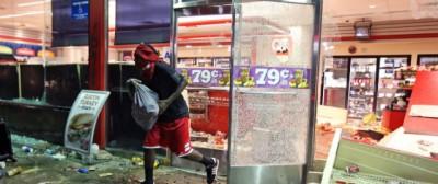 La rivolta di Ferguson, negli Stati Uniti