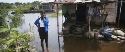 Monrovia durante l'ebola