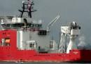 Le ricerche sottomarine del volo MH370