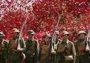 Le foto delle cerimonie per i cent'anni della Prima guerra mondiale