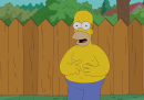 L'Ice Bucket Challenge di Homer Simpson