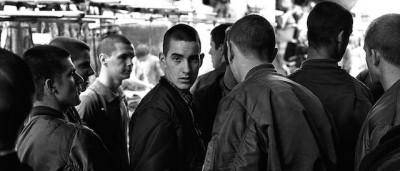 Gli skinheads di Londra