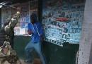 La Liberia ha messo una baraccopoli in quarantena