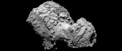 Rosetta ha raggiunto la sua cometa
